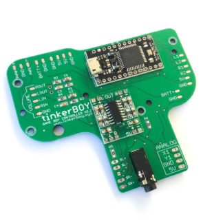 How To Program The Pro Micro (atmega32u4) As A USB Gamepad