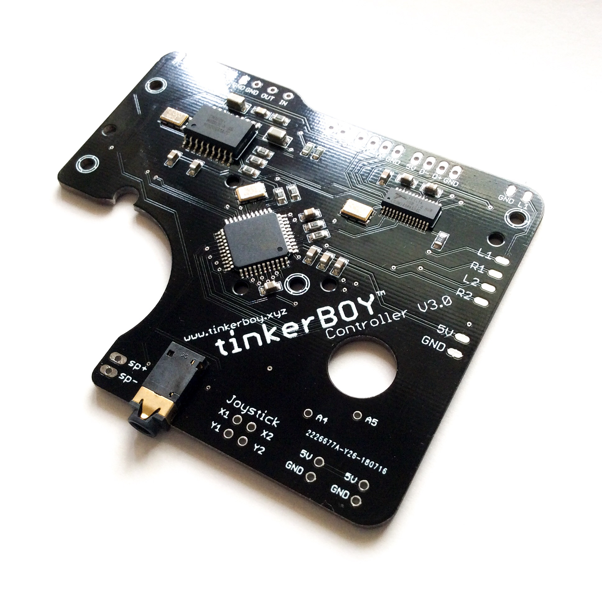 Getting Started Guide For Tinkerboy Controller V30 Build Your Own Pc Wiring I Designed The From Scratch So You Can Easily Game Boy Zero Or 3 Its A Big Upgrade My Other