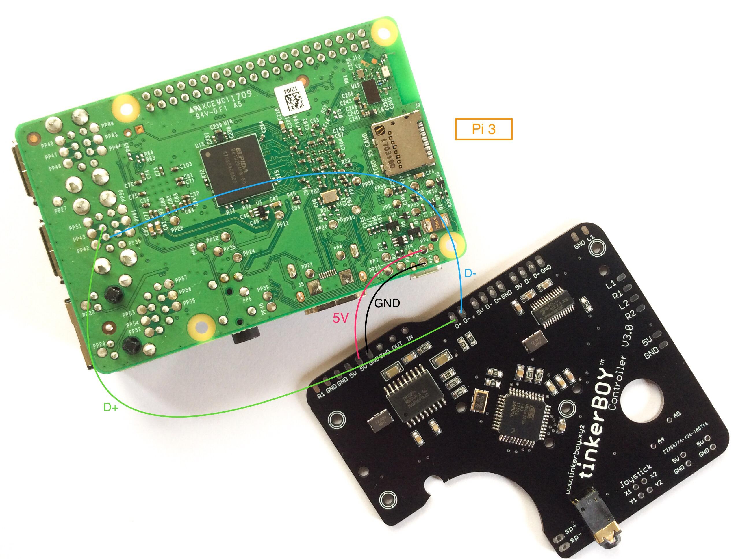 N64 Wiring Diagram Library Sega Genesis For Tinkerboy Controller V30 Pi 3